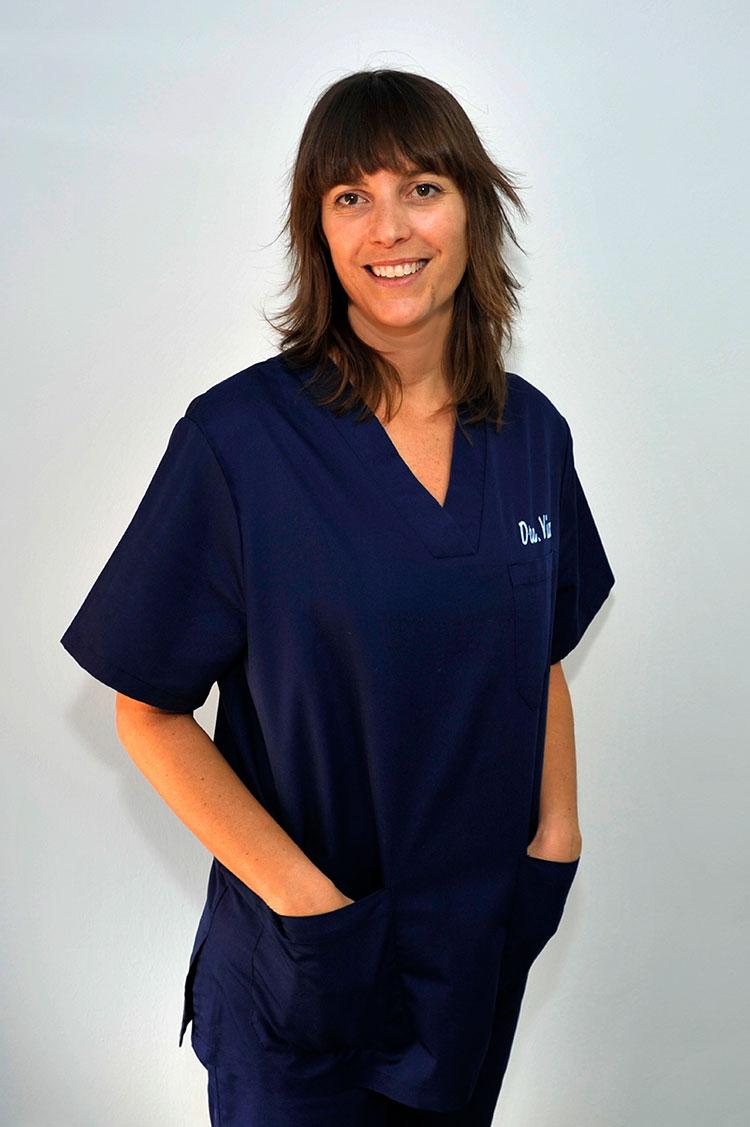 Doctora Cecilicia Vico