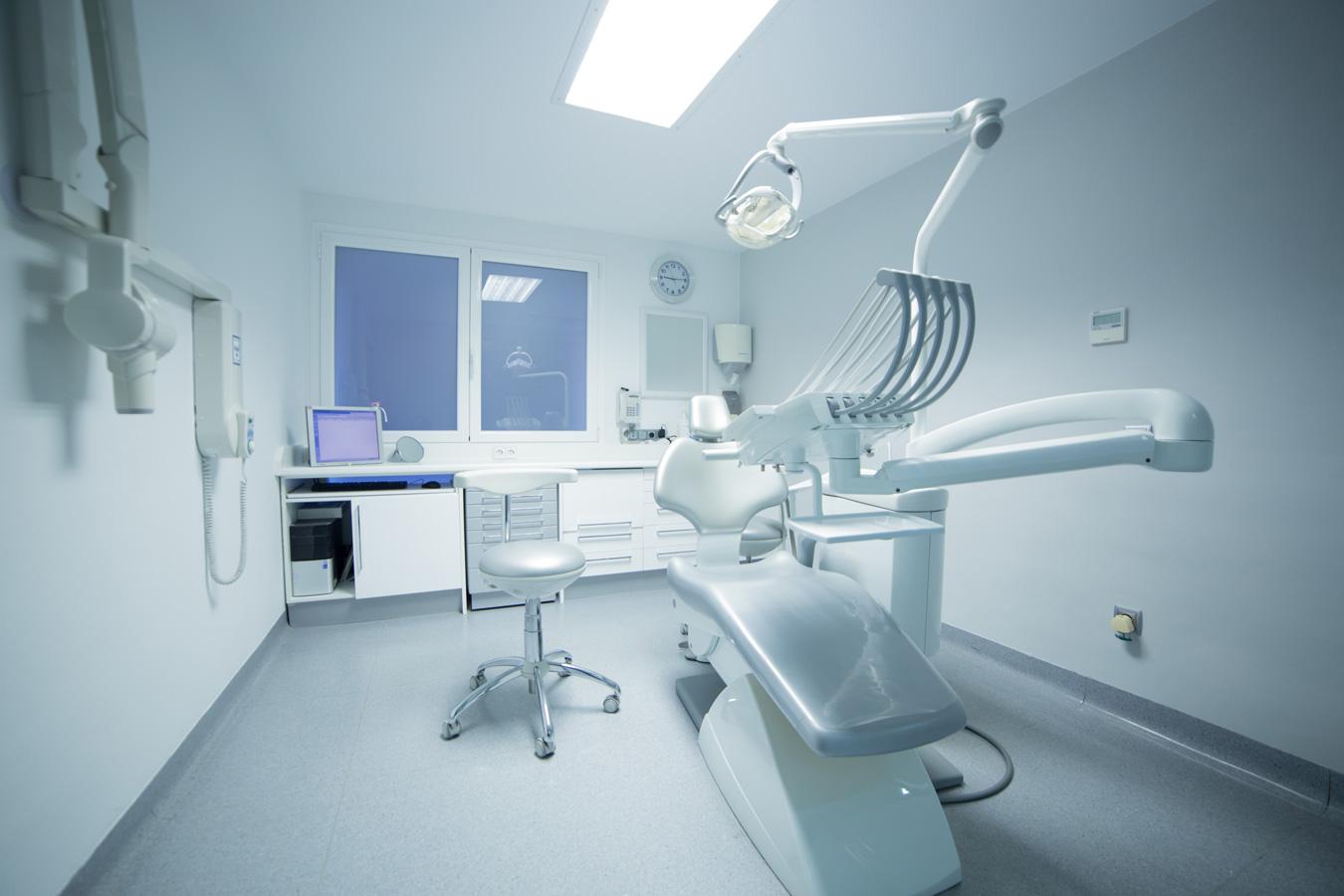Clínica Dental - Gabinete
